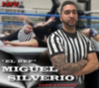 MIGUEL SILVERIO