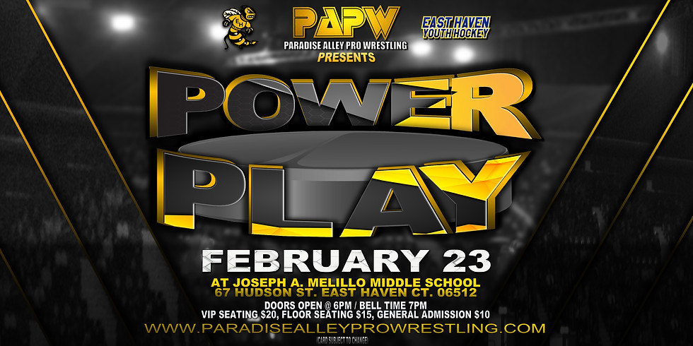 PAPW POWER PLAY