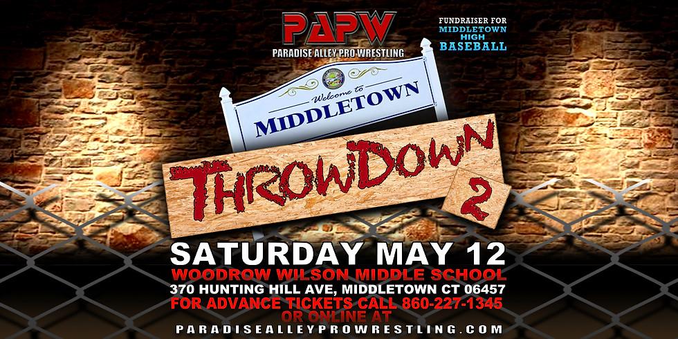 PAPW MIDDLETOWN THROWDOWN 2