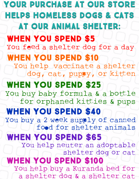 Noah's Ark Thrift Store Trinidad, CO shop for a cause support help animal shelter