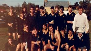 1990 Burke Cup