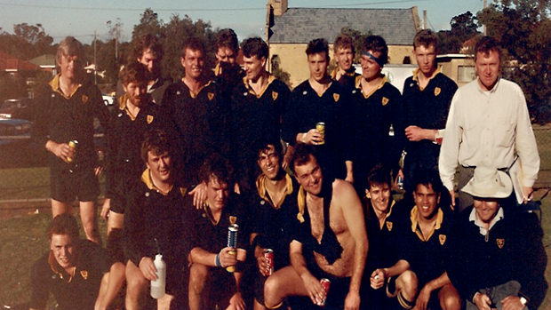 1990 Burke Cup