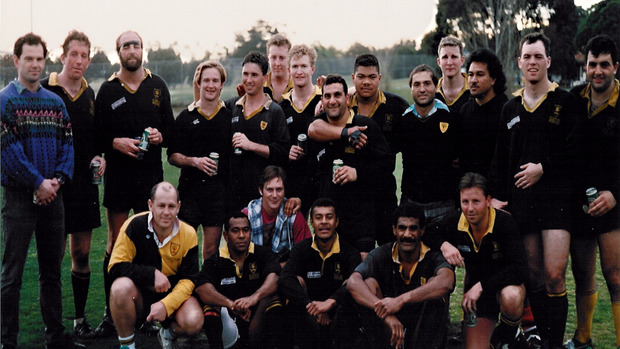 1993 Burke Cup