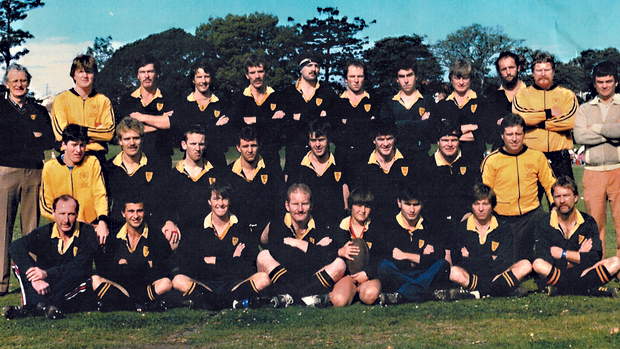 1984 Kentwell Cup