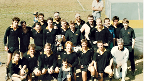 1989 Whiddon Cup
