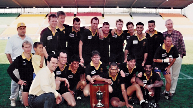 1994 Burke Cup