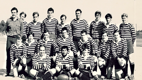 1970 Barraclough Cup (3rd XV)