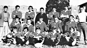 1970 Whiddon Cup (1 XV)