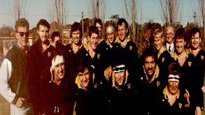1990 Kentwell Cup