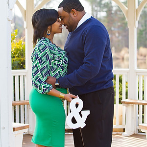 Rod & Shantel Bouknight Engagement