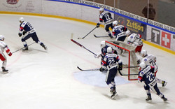 match de coupe Lausanne HC (2)
