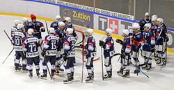 match de coupe Lausanne HC (1)