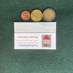 Wolle Loden dunkelgrün 29€ WWL G 3312