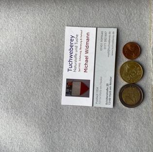 Wolle Loden grau 29€ WWL G 4421