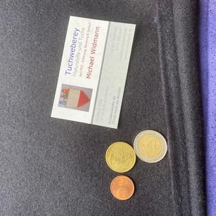 Wolle Walk Loden Blau - Rand ungleichmäßig 29€ 1000 Gramm WL1000BHB