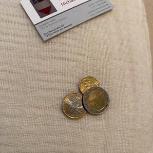 29 € Wolle 130 cm Breit Handgewoben