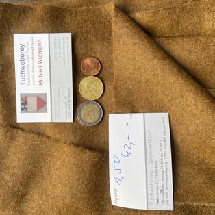 Rest Wolle braun 150x150 42€