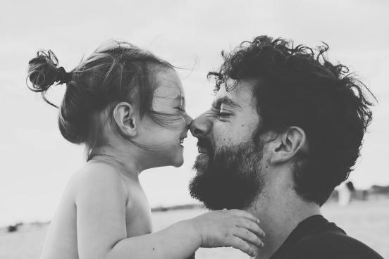 Vater_und_Tochter | Kinder erziehen