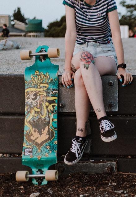 Mädchen_Skateboard   Erziehungsberatung