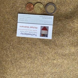 Wolle Loden braun 35€ WWL B 2213