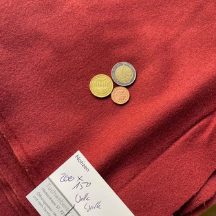 Rest Rot Walkloden 200x150 56€