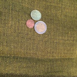 Wolle Leine Diamantkoper 26€ WLD007