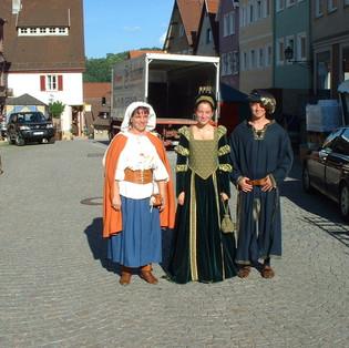 Kleiderparade