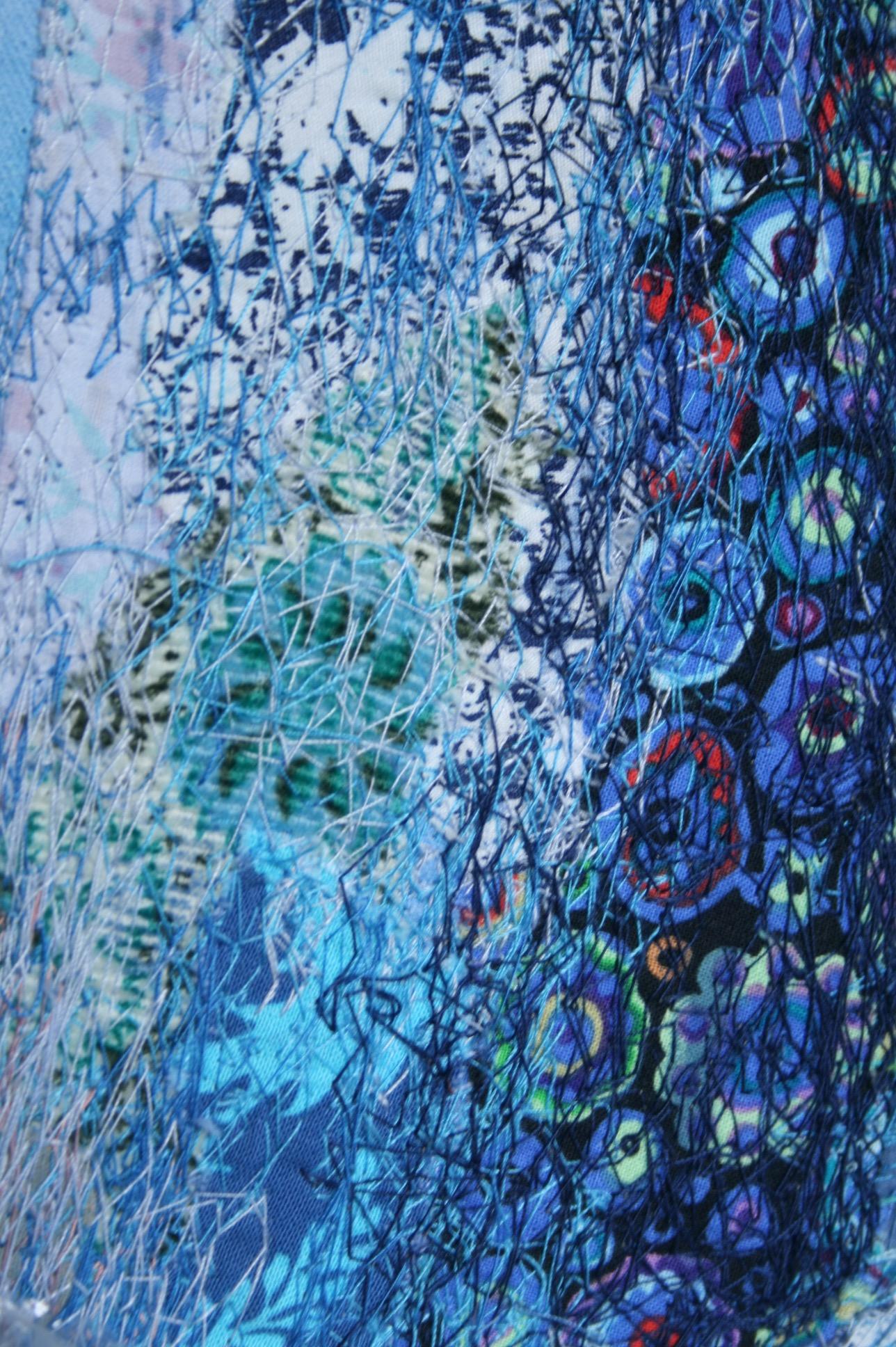 Blue Whale Detail