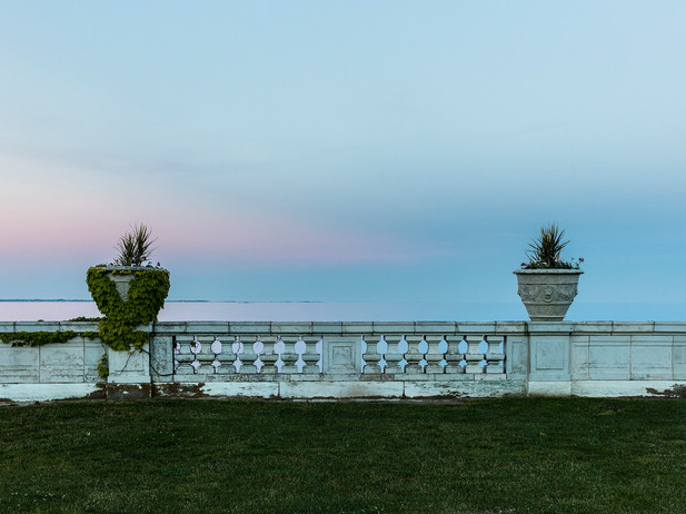 Rosecliff by Sunset