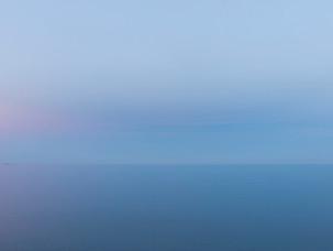 Sea and Sky Abstract