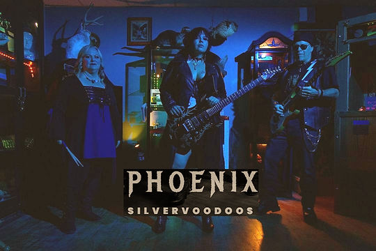 Phoenix and the SilverVoodoos
