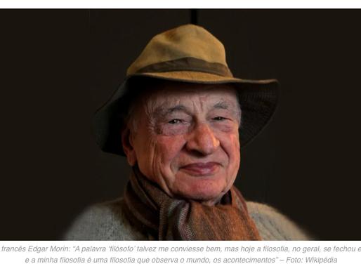 Edgar Morin: 100 anos de complexidades