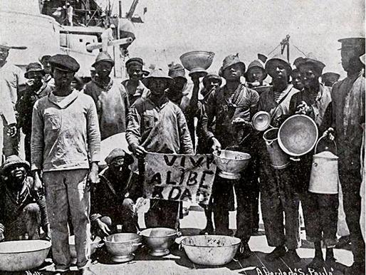 Há 110 anos, a Revolta da Chibata