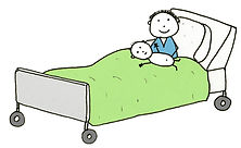 single mum in hospital bed (Copy).jpg