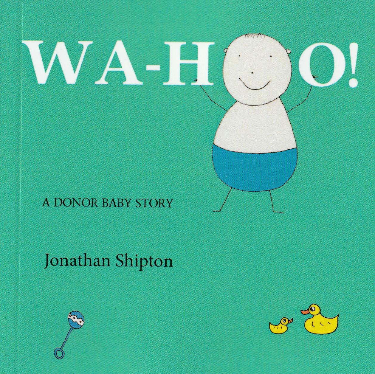 Wa-hoo 1 cover