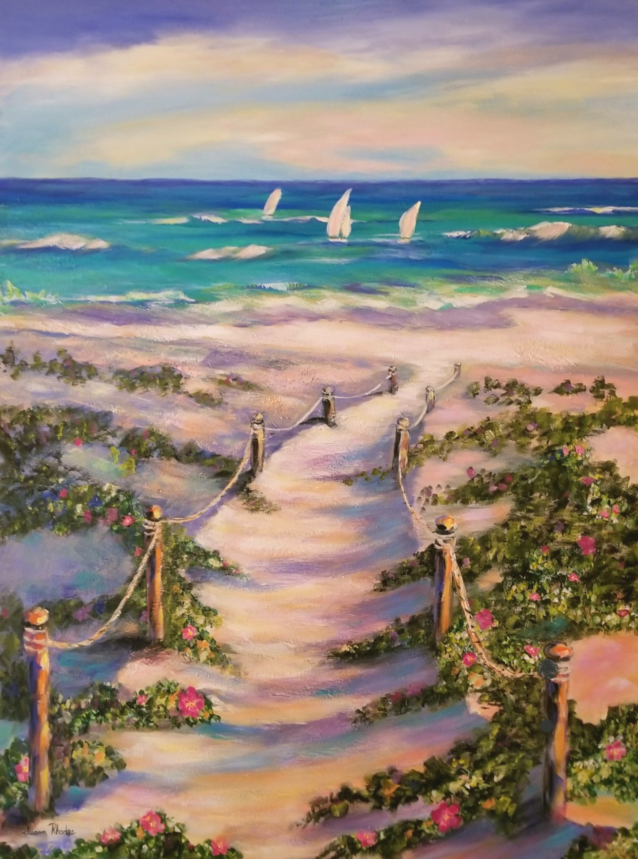 Captiva Island Commission - SOLD