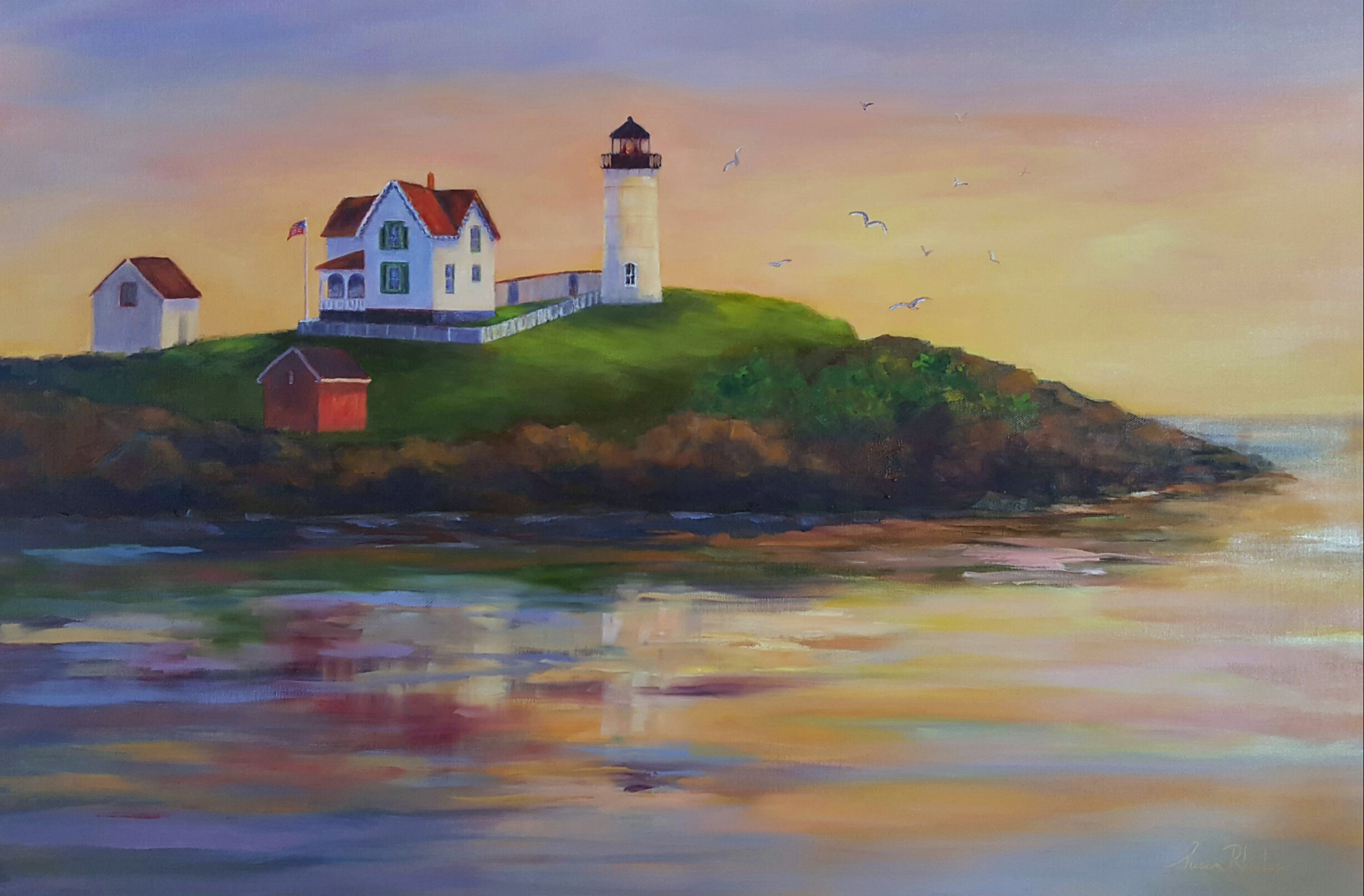 Nubble Light Commission