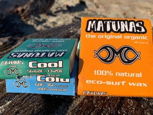 Opting for Organic Surf Wax