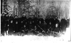 Клетнянский партизанский отряд 1942