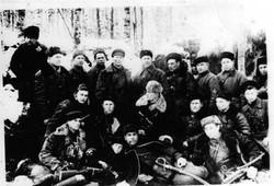 Партизаны 4-й Кл.парт.бригады