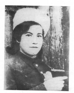 Партизанка-разведчица Рива Шнитман