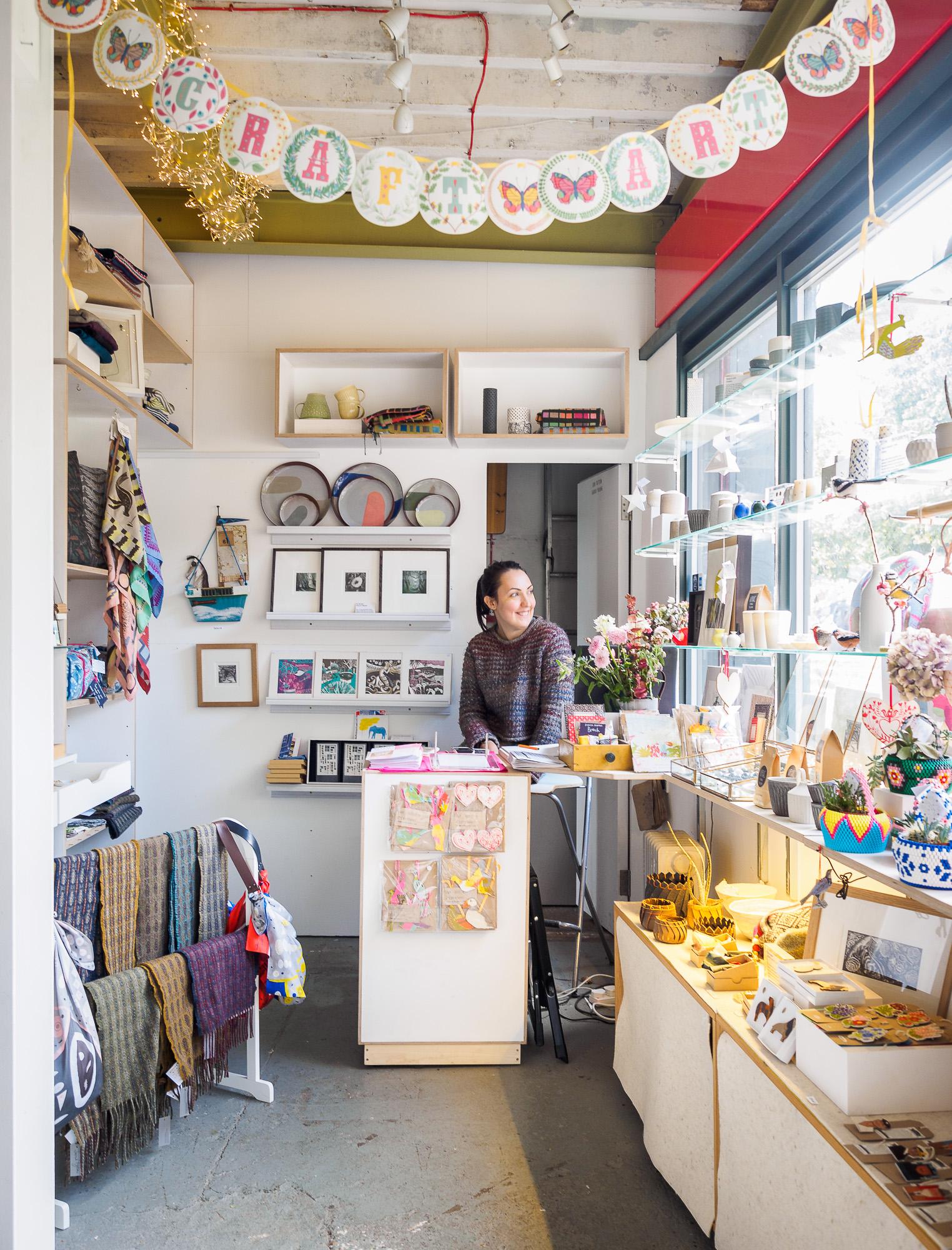 Atelier 51 Shop Inside