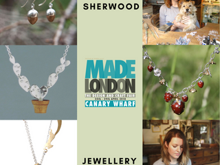 PHOEBE SHERWOOD - JEWELLERY