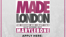 APPLICATIONS ARE NOW OPEN FOR MADE LONDON MARYLEBONE