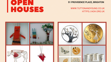 Silvia K Ceramics - Artists Open Houses Festival 2018