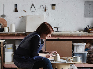 Elaine Bolt Ceramic Workshops - Atelier 51 - AOH Festival