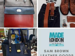 Sam Brown - Leather Goods