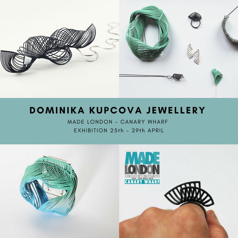 Dominika Kupcova Jewellery