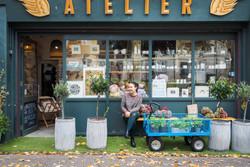 Brighton Crafts Shop