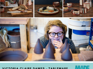 VICTORIA CLAIRE DAWES - TABLEWARE
